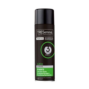 Tresemmé Laca Ultrafina Fijación Fuerte Spray 400 ml
