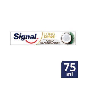 Signal White Pasta De Dientes Coco 75 ml