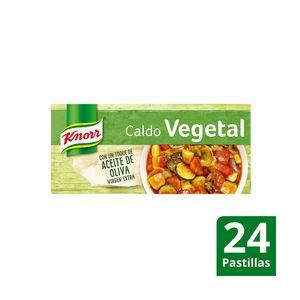 Knorr Caldo Pastilla Verduras 24 p