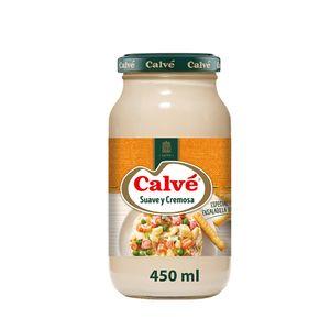 Calvé Mayonesa Ensaladilla Rusa 450 ml
