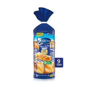 Pan de Leche La Bella Easo, 9 uds, 315 g