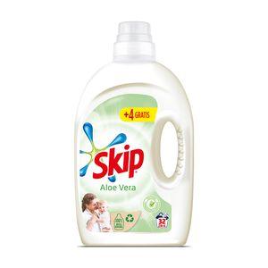 Skip Detergente Líquido Aloe Vera  28+4lav