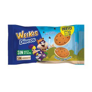 Weikis Discos 10 uds