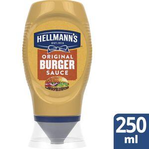 Hellmann's Salsa Burger Bocabajo 250 ml