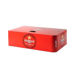 Estrella Damm Lata 33 cl Pack 24 uds